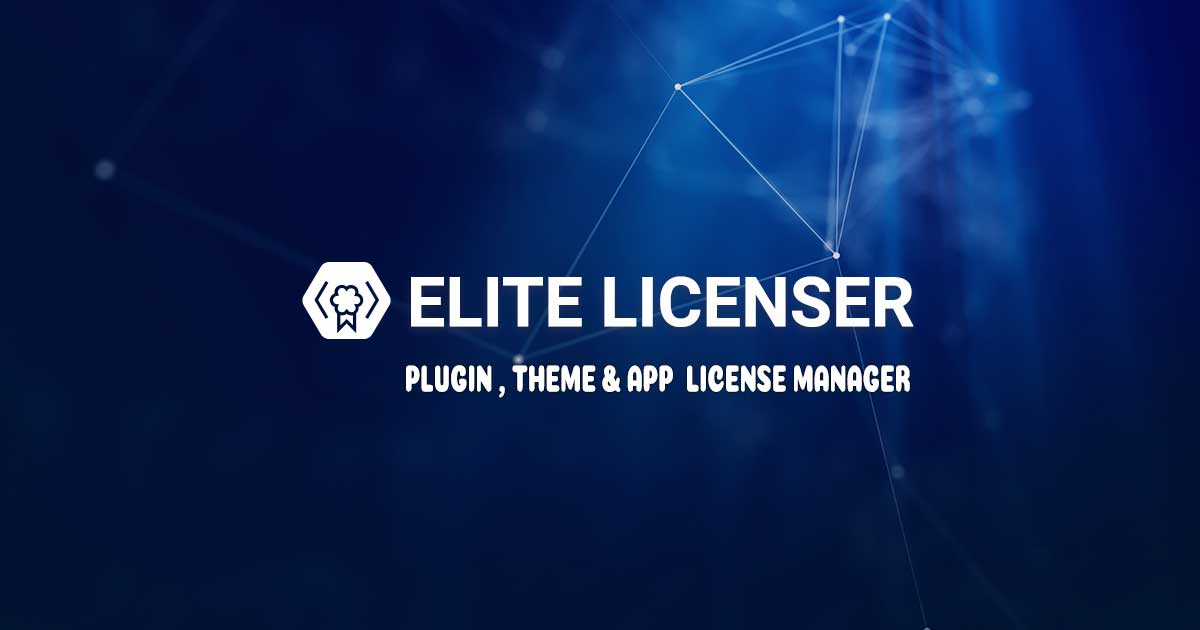 License Plugins